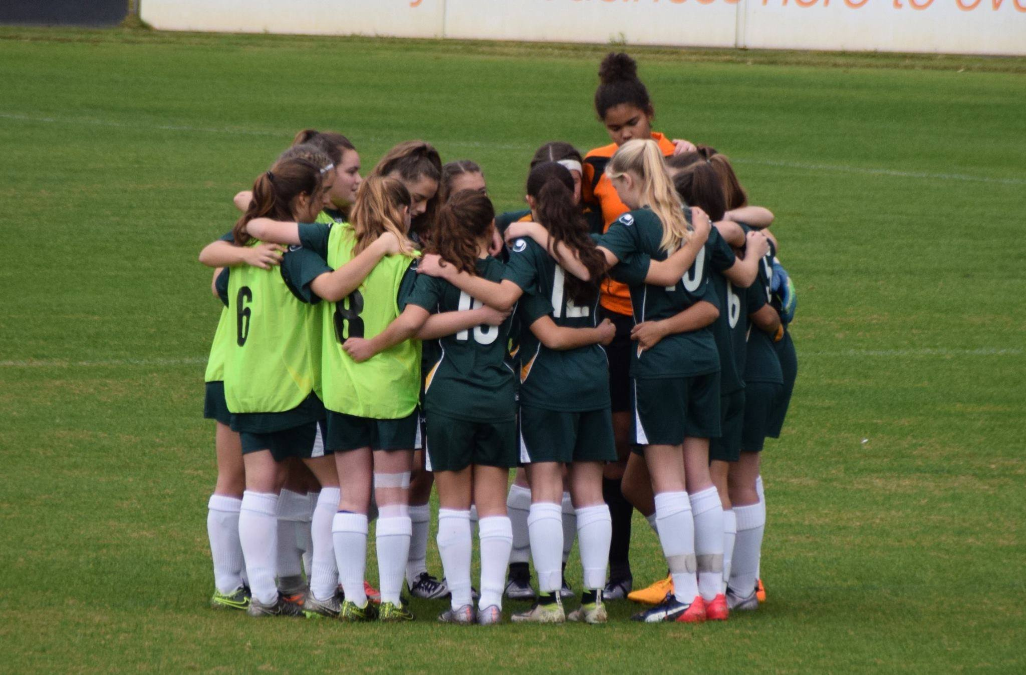 State Under 14 and Under 15 Girls teams announced