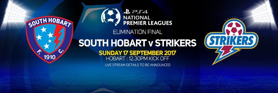South Hobart v Brisbane Strikers
