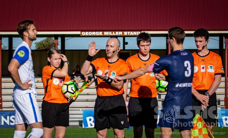 Upcoming Referee Courses