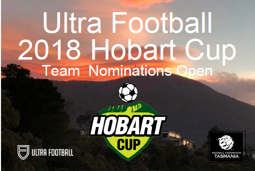 Ultra Football 2018 Hobart Cup