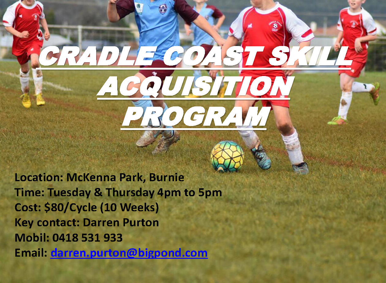 Cradle Coast SAP Poster